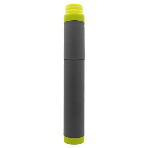 SurviMate Survival Water Filter 1 SurviMate Filtered Water Bottle for Camping, Hiking, Backpacking and Travel, BPA Free with 4-Stage Intergrated Filter Straw