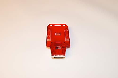 VerDuco Products  1 VerDuco Products Bearicade Badge Whistle - Safety Device - Door Barricade - Emergency Whistle Blocks Door from Opening When Assailant or Active Shooter is in Building