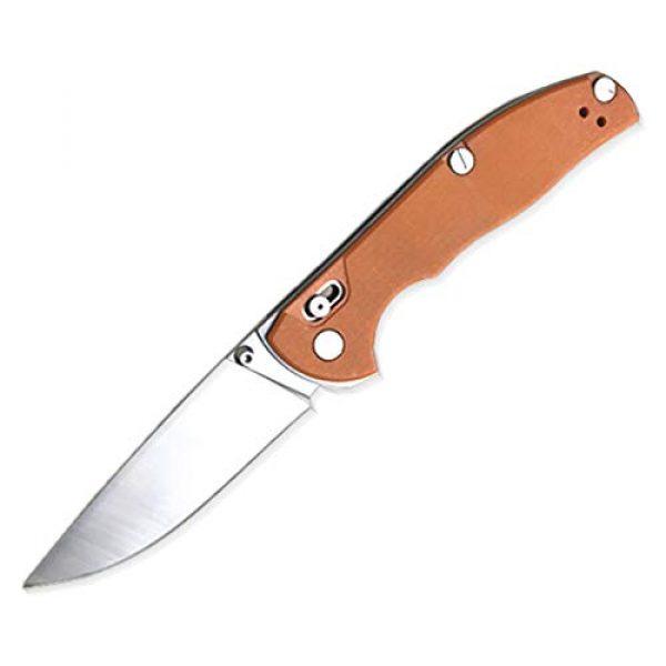 CNSUNDO Folding Survival Knife 1 CNSUNDO D2 Steel Blade G10 Handle Satin Finish Axis Lock Tactical Folding Blade Knife