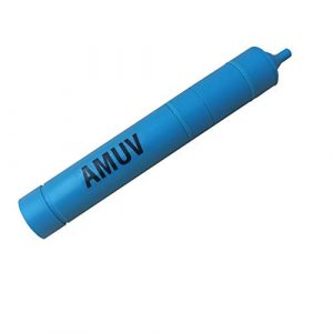nobrand Survival Water Filter 1 AMUV Straw Filter, Straw Water Filter, Hiking Water Purifier, Camping Straw Filter for Backpacking, Drinking Water in Survival Situation