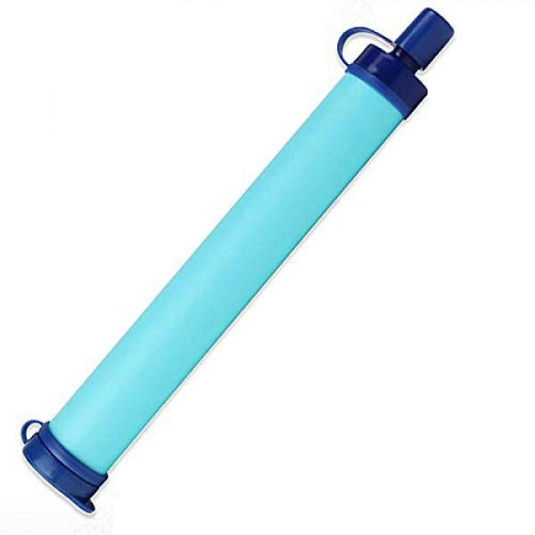 LYM Survival Water Filter 1 LYM Portable Water Filter 2000L Emergency Camping Equipment