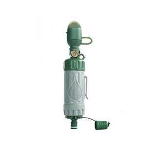 SZHR  1 SZHR Outdoor Soldier Multi-Function Water Purifier Soldier Earthquake Emergency Equipment Portable Multi-Function Direct Drinking Water Purifier