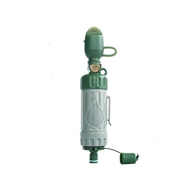 SZHR Survival Water Filter 1 SZHR Outdoor Soldier Multi-Function Water Purifier Soldier Earthquake Emergency Equipment Portable Multi-Function Direct Drinking Water Purifier