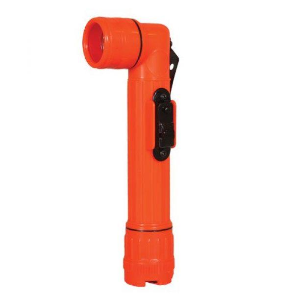 Fox Outdoor Survival Flashlight 1 Fox Outdoor Products Mini Anglehead Flashlight