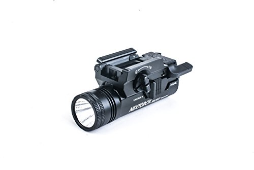 NEXTORCH  1 NEXTORCH 230 Lumen WL10X Executor Ultra Bright Lightweight LED Weapon Light