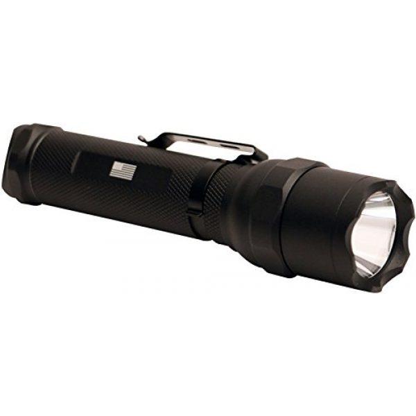 LA Police Gear Survival Flashlight 1 LA Police Gear Recon C1 850 Lumen Tactical Flashlight