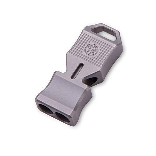 TACRAY  1 TACRAY Titanium Emergency Whistle