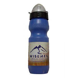wisemen Survival Water Filter 1 wisemen Trading Survival Water Filter Bottle, BPA Free, Made in The USA.