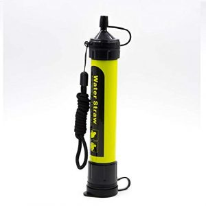JJ Survival  1 Water Filter Straw