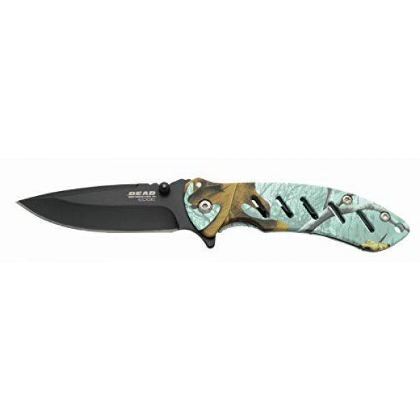 """Bear Edge Folding Survival Knife 1 Bear Edge 4 1/4"""" Predator Series Brisk 1.0 Frame Lock Folder Knife"""