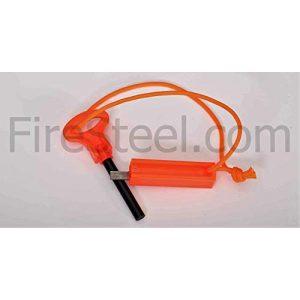 FireSteel.com Survival Fire Starter 1 GobSpark Armageddon FireSteel