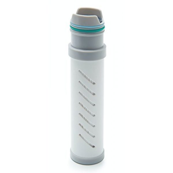 LifeStraw Survival Water Filter 1 LifeStraw LSPYSPRF 2 Stage Filter Replacement for Play Water Filtration Bottle