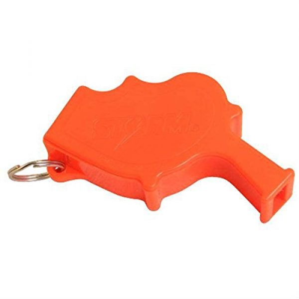 All Weather Whistles Survival Whistle 1 Storm Alert Whistle