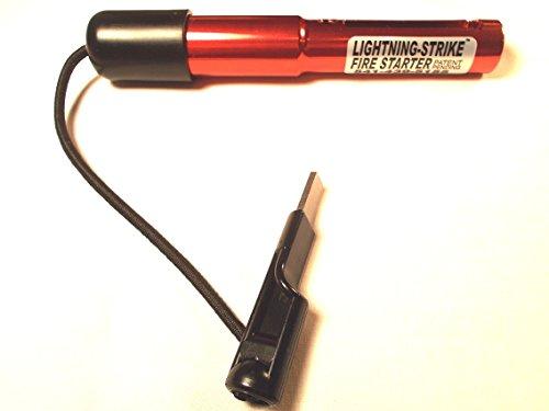 Lightning Strike Survival Fire Starter 1 Lightning Strike Standard Fire Starter by Holland