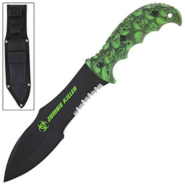 Armory Replicas Fixed Blade Survival Knife 1 Armory Replicas Realm of Sins Zombie Killer Hunting Knife