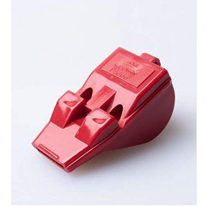acme Survival Whistle 1 acme Tornado Model T2000 Pealess Whistle Red