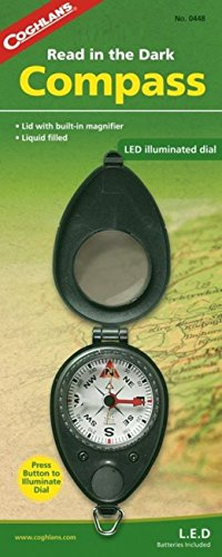 Coghlan's  1 Coghlan's Compass with LED Light