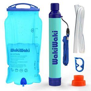 WakiWaki  1 WakiWaki Portable Gravity Powered Water Purifier