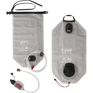 MSR  1 MSR Trail Base Personal Pump and Gravity Water Filter System
