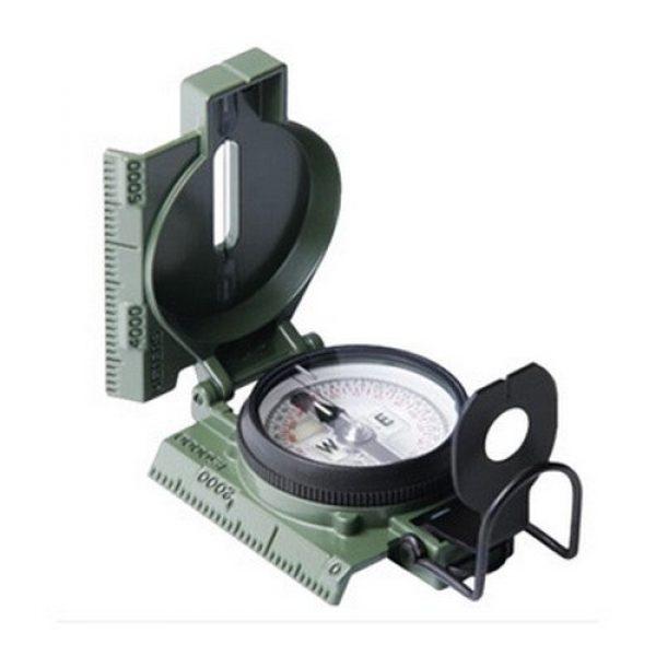 Cammenga Survival Compass 1 Cammenga 27CS Lensatic Compass, Phosphorescent, Clam Pack