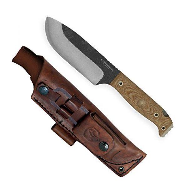 Condor Tool & Knife Fixed Blade Survival Knife 1 Condor Tool & Knife, Selknam Knife