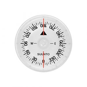 SUUNTO Survival Compass 1 Aqua Lung Suunto SK-8 Compass SK8 Scuba Diving Compass and Depth Gauge