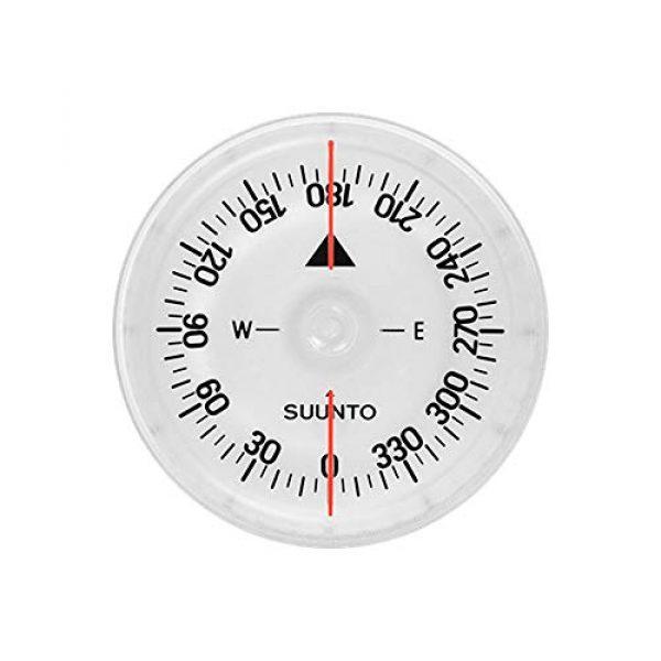 SUUNTO Survival Compass 1 Aqua Lung Suunto SK-8 Compass SK8 Scuba Diving Compass and Depth Gauge