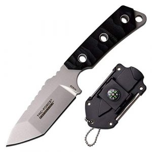 Tac Force Evolution  1 Tac Force Evolution Fixed Blade Knife - TFE-FIX011-BK