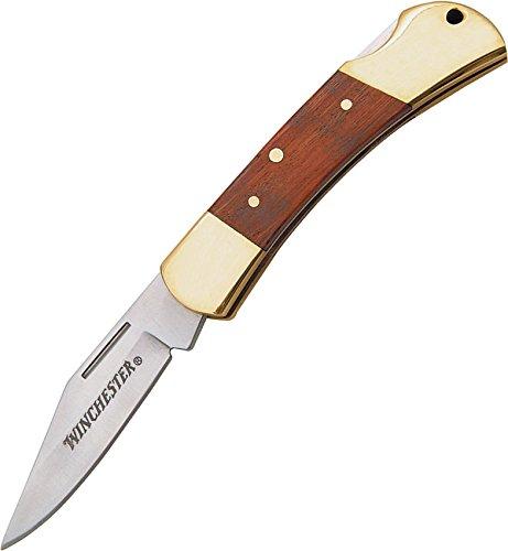 Gerber Gear  1 Winchester 22-41324 Brass Folding Knife