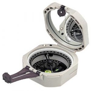 Brunton Survival Compass 1 Brunton ComPro Pocket Transit International Compass with 0-90 Degree Quad Scales