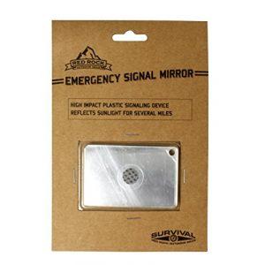 Red Rock Outdoor Gear Survival Signal Mirror 1 Red Rock Outdoor Gear Emergency Signal Mirror