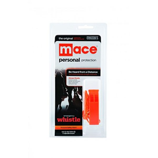 Mace Survival Whistle 1 Mace Brand Security Emergency Whistle