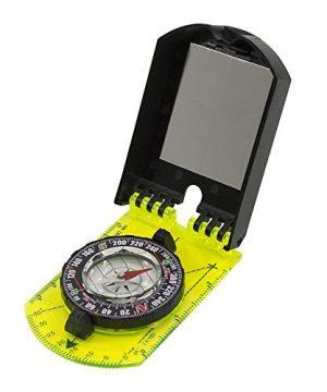 UST  1 UST Hi Vis Folding Map Compass