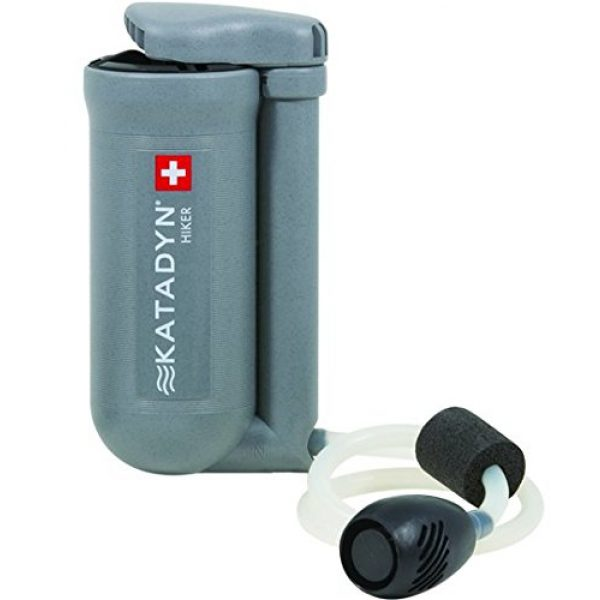 Katadyn Survival Water Filter 1 Katadyn Hiker Microfilter Water Filter