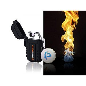 Phone Skope Survival Fire Starter 1 Phone Skope PYRO Putty ARC Lighter Kits | USB Rechargable |