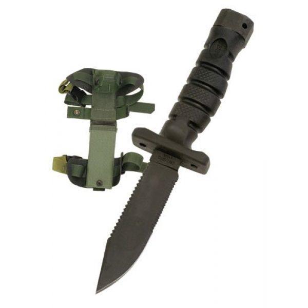 Ontario Knife Company Fixed Blade Survival Knife 1 Ontario Knife Co ASEK Survival Military Knife System