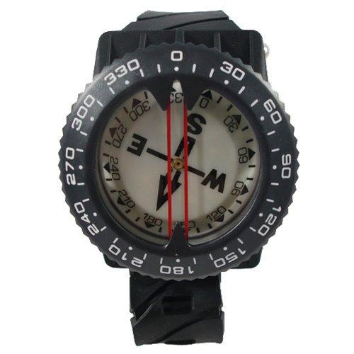 Scuba Choice Survival Compass 1 Scuba Choice Scuba Diving Deluxe Wrist Compass