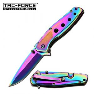 TAC Force  1 TAC Force TF-926RG Spring Assist Folding Knife