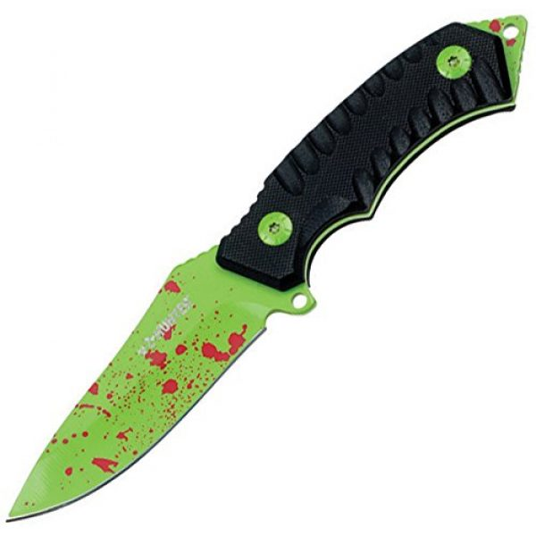 """Z-Hunter Fixed Blade Survival Knife 1 Z-Hunter ZB-087GN Fixed Blade Knife, 7.5"""" Overall"""