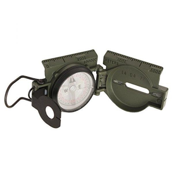 Cammenga Survival Compass 1 Cammenga Official US Military Tritium Lensatic Compass Gift Box