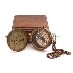 Roorkee Instruments India Survival Compass 1 Roorkee Instruments India Engraved to My Husband Compass/Valentines Gift for Him/Gift for Boy/Gift for Him/Gift for Men/Gift for Husband from Wife for Anniversary/Birthday/Happy Wedding
