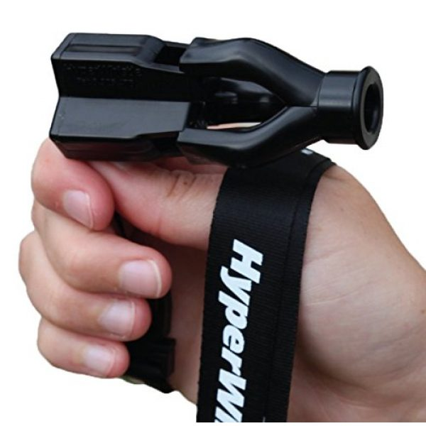HyperWhistle Survival Whistle 1 HyperWhistle The Original Worlds Loudest Whistle up to 142db Loud, Very Long Range, for Referee, Coaches, Instructors, Sports, Teachers, Life Guard, Self Defense, Survival, Emergency uses