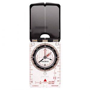 SUUNTO Survival Compass 1 Suunto MC2G Navigator Compass with Global Needle Metric