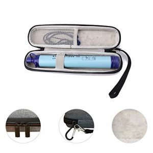 Arkelf  1 Arkelf Hard Travel Carrying Case for LifeStraw Personal Water Filter