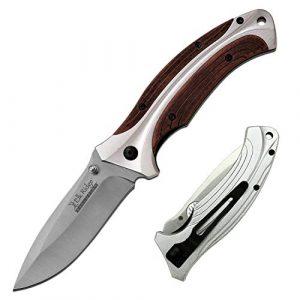 Elk Ridge Evolution  1 Elk Ridge Evolution Folding Knife - ERE-FDR011-BR