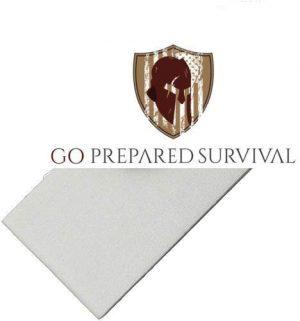 Go Prepared Survival  1 SURE STRIPS Genuine Military Tinder