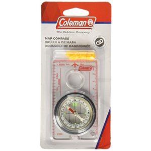 Coleman Survival Compass 1 Coleman Map Compass