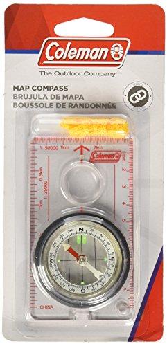 Coleman  1 Coleman Map Compass