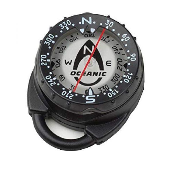 Oceanic Survival Compass 1 Oceanic Side Scan Compass Module w/Clip Mount