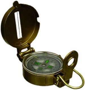 Red Rock Outdoor Gear  1 Red Rock Outdoor Gear Metal Lensatic Compass